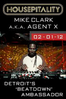 2/1/12- MIKE CLARK (Strictly Beatdown, Planet E, D